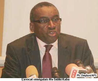 """Sidiki Kaba relève l'""""attitude incohérente"""" de l'Afrique envers la CPI"""