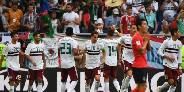 Le Mexique bat la Corée du Sud et fait un pas vers les huitièmes