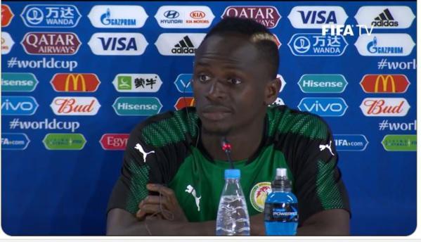Sadio Mané : « Franchement, on est un peu déçus, et c'est normal, car on aurait pu gagner ce match