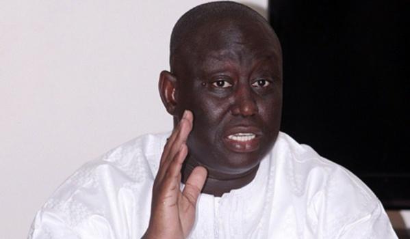 Aliou Sall, maire de Guédiawaye :