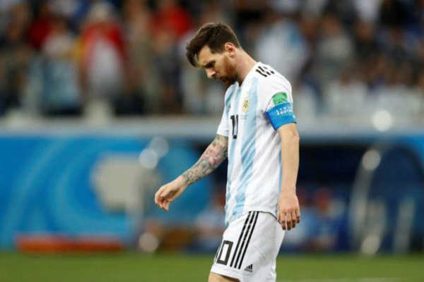 """""""Messi devrait avoir honte"""""""