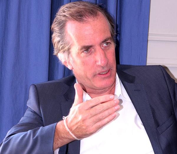 Mondial 2018 : S.E Christophe Bigot rêve de voir les ''Bleus'' affronter les ''Lions'' en finale