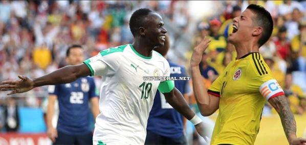 Sadio Mané vs James Rodriguez : le duel des cracks