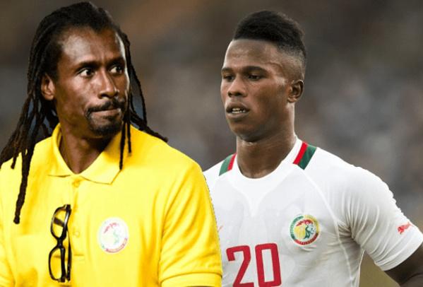 Enfin Aliou Cissé se prononce sur le cas de Diao Baldé Keita