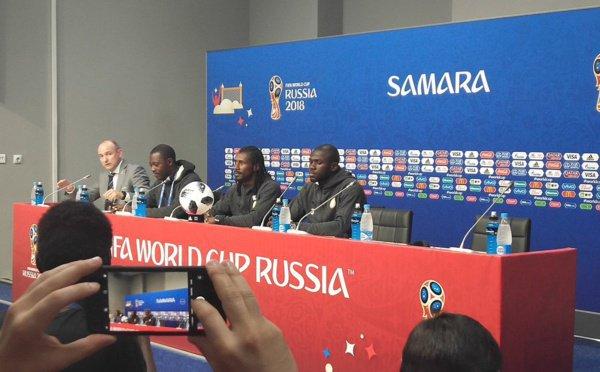 Aliou Cisse : « Notre seul objectif, c'est d'atteindre les 8èmes de finale»