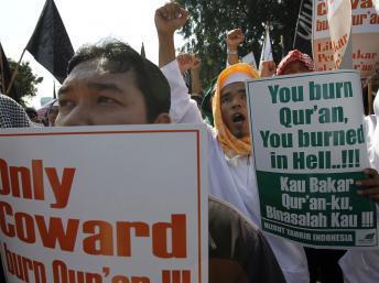 Un groupe évangélique veut brûler en public un Coran le 11 septembre