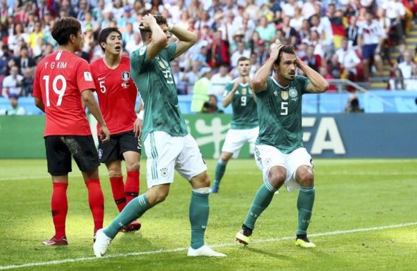 La presse brésilienne se moque de l'Allemagne