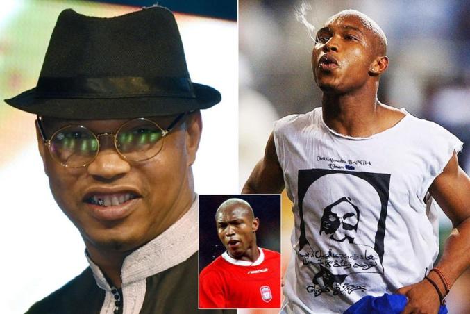 El hadji Diouf critique Mbappé