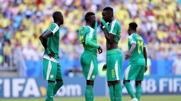 Mondial 2018 : Les raisons de l'élimination du Sénégal