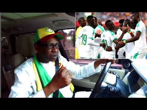 """Youssou Ndour aux Lions: """"Le sport c'est comme ça, un jour tu es content, un autre, tu es déçu..."""""""