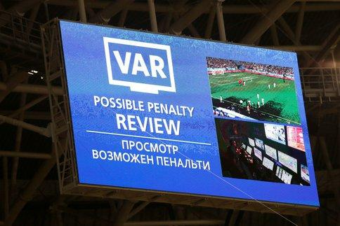 Mondial 2018: Les chiffres (étonnants) de la VAR selon la Fifa