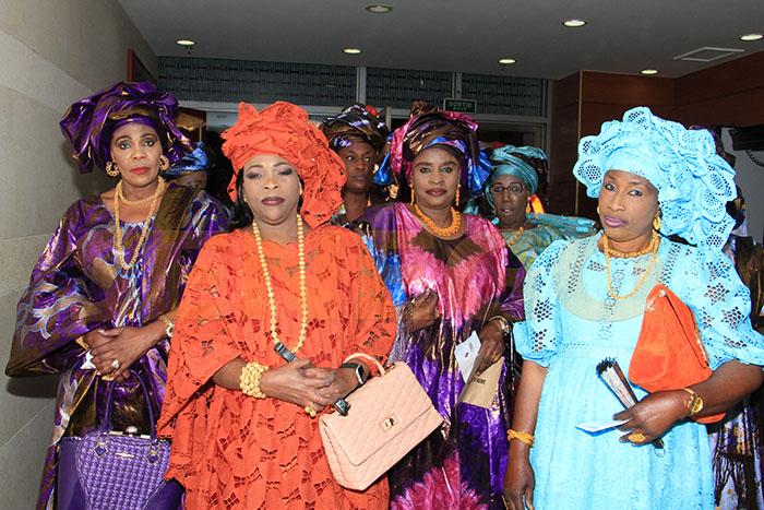 PHOTOS - Disparue des radars, revoilà Awa Guèye Kébé, ancienne ministre de ….