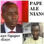 Fin de la traversée du désert pour les deux journalistes : Pape Ngagne Ndiaye et Pape Alé Niang rejoignent la TFM