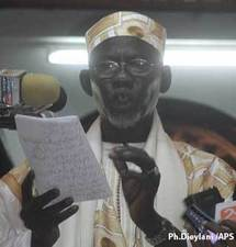 Grande mosquée de Dakar : L'imam Alioune Moussa Samb prône l'expulsion des mendiants non sénégalais