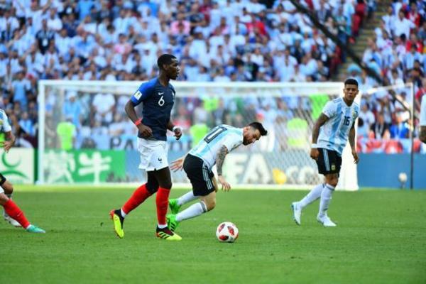Paul Pogba rend hommage à Lionel Messi : «Ça fait plus de 10 ans qu'il est le meilleur footballeur au monde»