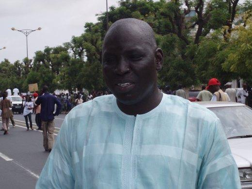"""Madiambal sur le départ de Bécaye Diop : """"Le costume de l'Intérieur était très ample pour lui"""""""