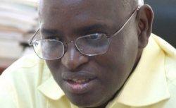 Marche de soutien à Abdou Latif Coulibaly à Sokone