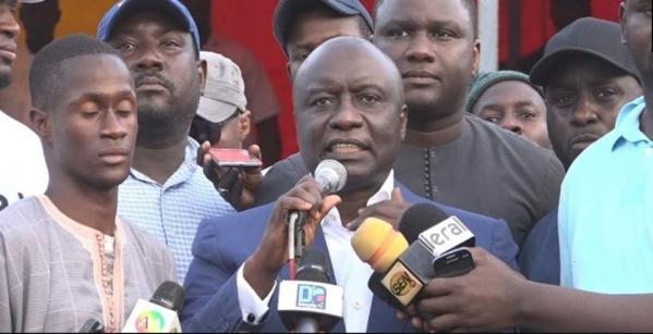 Arrêt de la CEDEAO: Idrissa Seck demande à Macky Sall de