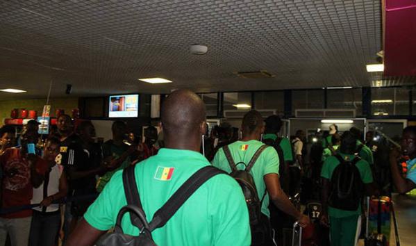 Sow, Gomis, Diallo, Niang et Salif Sané boudent l'avion spécial