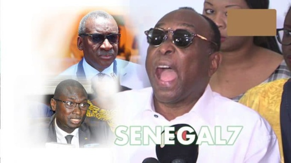 Jean-Paul DIAS : « Sidiki KABA et Ismaïla Madior FALL ont passé tout leur temps à… »