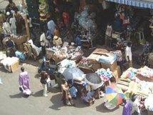 Khalifa Sall déguerpit les marchands ambulants au rond point de Sandaga