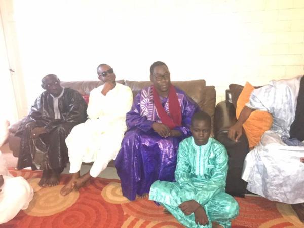 VIDEO - PHOTOS Mariage : Touba fait honneur à Mansour Sy Djamil