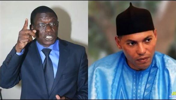"""Rejet de l'inscription de Karim Wade: """"C'est fini pour lui, s'il met les pieds au Sénégal, il sera emprisonné"""""""