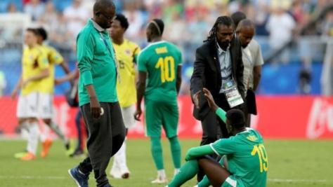 """Coupe du monde 2018 : Infantino """"attristé"""" par la déroute des équipes africaines"""