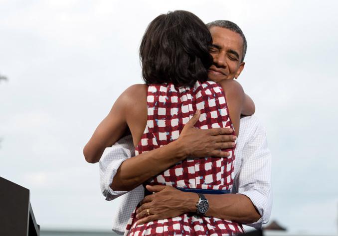 """Barack Obama : """"il y a trois questions qu'il faut absolument se poser avant de s'engager en mariage"""""""