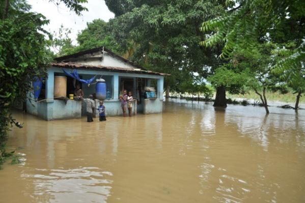 VIDEO - Inondations : Bignona sous les eaux, une vingtaine de familles sinistrées