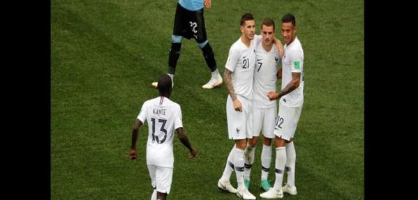 Mondial 2018 : Voici pourquoi Antoine Griezmann n'a pas célébré son but contre l'Uruguay