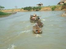 Une pirogue chavire en plein milieu du fleuve Casamance: Trois personnes portées diparues