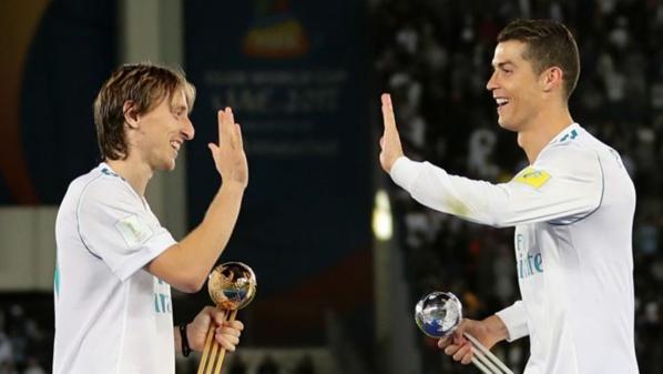 Pour Modric, Ronaldo ne quittera pas le Real