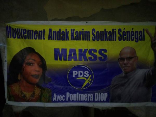 Le rejet de Karim Wade des listes électorales est « une déclaration de guerre » selon le « Makss »