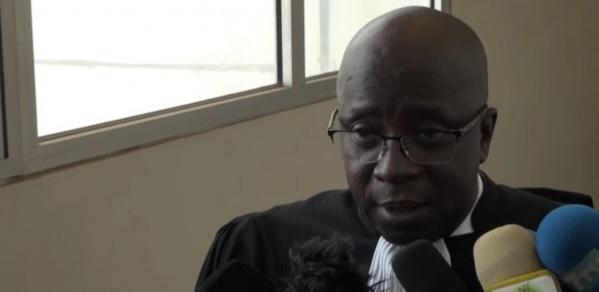 """Khalifa Sall en appel : Me Baboucar Cissé """"démasque"""" la défense"""