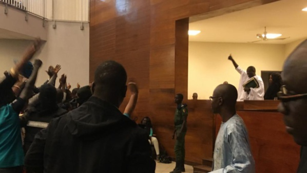 Procès en appel de Khalifa Sall : La Cour rejette la demande de renvoi, la défense revient à la charge