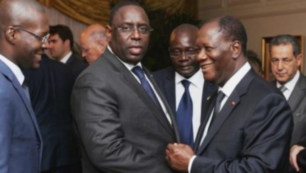 Macky Sall rattrapé par la patrouille : La Côte d'Ivoire n'accepte pas les cartes biométriques
