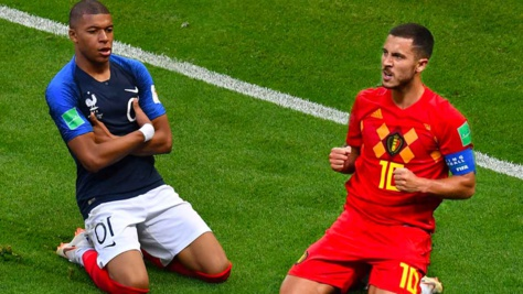 France-Belgique à 18h : une demi-finale de feu