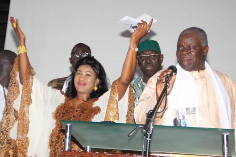 Le mouvement « Vision Avenir » porté sur les fonts baptismaux par Adja Diallo Diop Sy