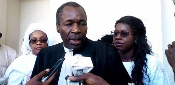 "Me Ousseynou Fall ""menace"" le juge Demba Kandji : « Quand on est complice d'une forfaiture… »"