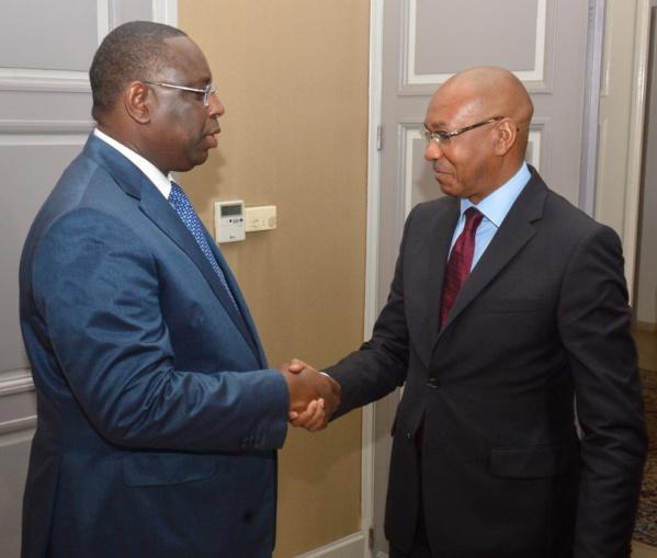 Présidentielle 2019: Alassane Ouattara, Alpha Condé et Yayi Boni sponsorisent Haguibou Soumaré