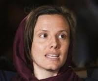 L'ex otage de l'Iran, Sarah Shroud, rend visite à Me Wade