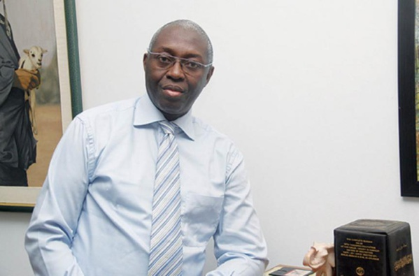 Présidentielle 2019 : Mamadou Lamine Diallo, candidat