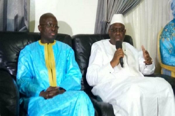 Présidentielle de 2019 :  Modou Diagne Fada rejoint la mouvance présidentielle