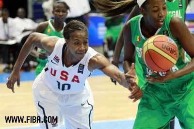 Mondial Basket : le Sénégal chute lourdement devant les Etats-Unis