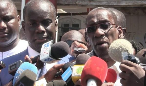 Candidature unique, manque de cohésion au sein du Front de résistance : Decroix s'en prend à Mansour Sy Djamil, Sonko fustige les calculs politiques