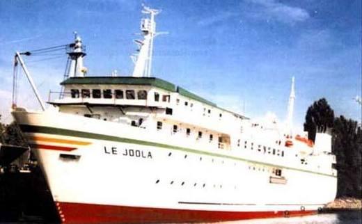 En cinq minutes… la plus grande tragédie maritime de l'histoire