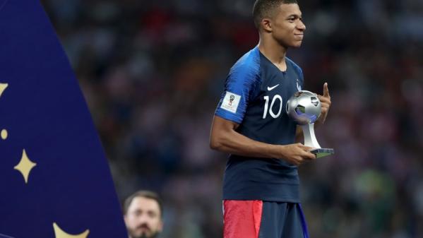 Mondial 2018 : Les distinctions personnelles de Mbappé, Modric, Hazard, Harry Kane et Cie