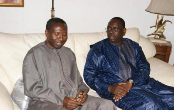 Macky Sall sollicite le soutien de Me Doudou Ndoye: « votre place n'est pas dans l'opposition, elle est ici, à mes côtés »