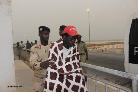 Migration clandestine: 125 Sénégalais dont 7 filles et 3 enfants secourus par la Marine mauritanienne
